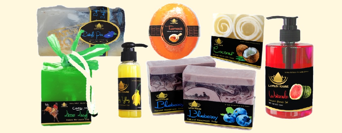 Soaps & Lotions