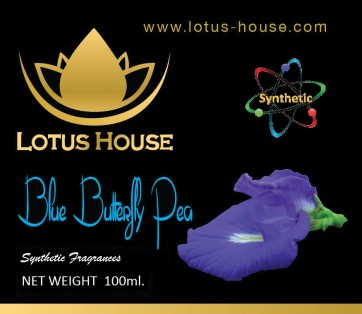 Blue Butterfly Pea Synthetic Oil @ Lotus House