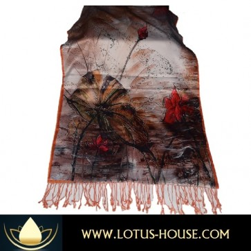 Brown Pad / Red Lotus - The Julia Collection @ Lotus House
