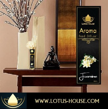 Jasmine Reed Diffuser @ Lotus House