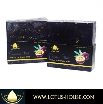 Passion Fruit Natural Handmade Soap @ Lotus House