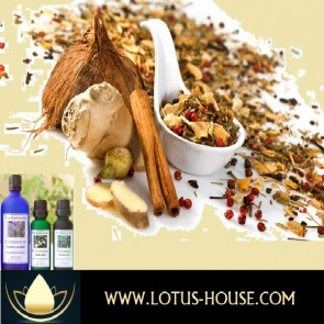 Asian Spices Blended Oil