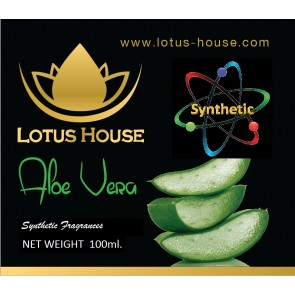 Aloe Vera Synthetic Oil @ Lotus House