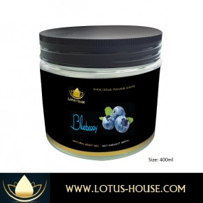 Blueberry Body Gel - 400ml @ Lotus House