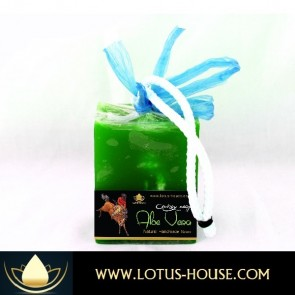 Aloe Vera Soap @ Lotus House