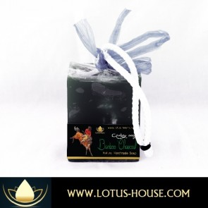Bamboo Charcoal Soap @ Lotus House