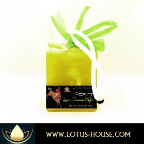 Lemon & Pueraria Mirifica Soap @ Lotus House
