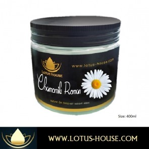 Chamomile Body Gel Scrub - 400ml @ Lotus House