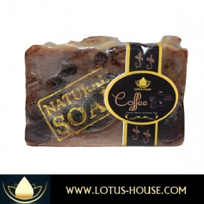 PREMIUM Coffee Natural Handmade Soap @ www.lotus-house.com