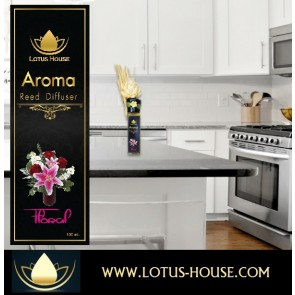Floral Reed Diffuser @ Lotus House