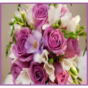 Floral Bouquet Gift Pack - (Pre-configured)