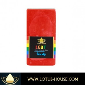 LGBT Fruity Natural Handmade Soap @ Lotus House