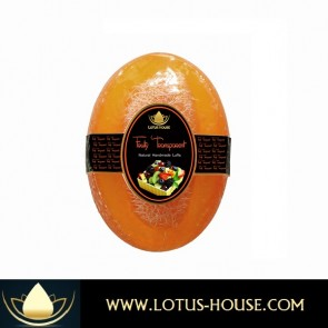 Fruity Transparent Natural Luffa Soap @ Lotus House