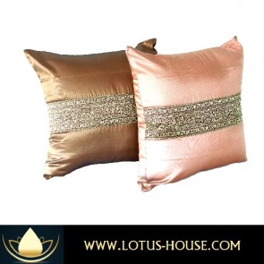 Asian Collection Silk Pillowcase Set @ Lotus House