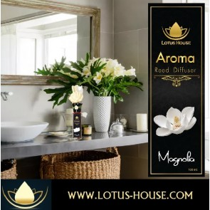 Magnolia Reed Diffuser @ Lotus House