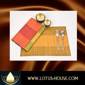 Silk Place Mat  (TBM 002)