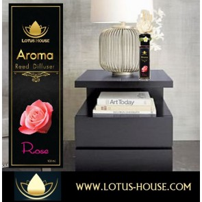 Rose Reed Diffuser @ Lotus House