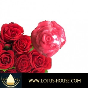 Rose Natural Soap @ Lotus House