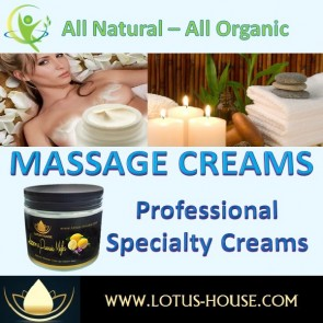 Professional Massage Creams
