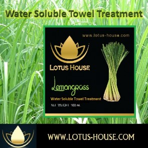 Lemongrass Towel Treatment