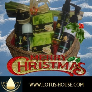 Christmas Basket @ Lotus House
