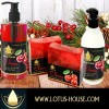Christmas Cherry Gift Set - Natural Soaps and Lotions